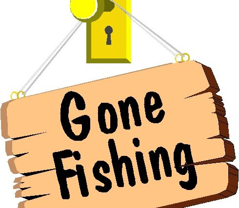 Gone Fishing! A Father's Day Remembrance