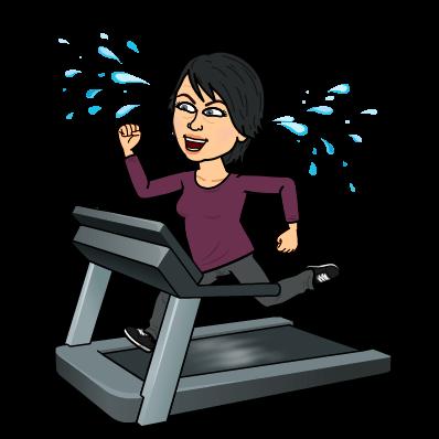 Boomer Exercising