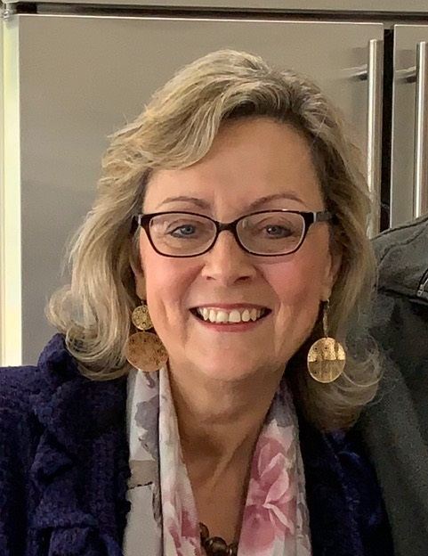Celine Baker Headshot
