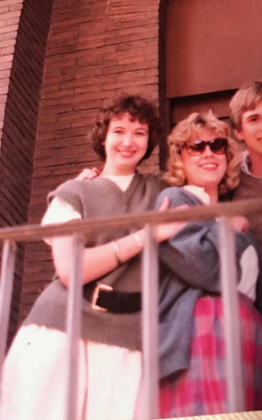 Cherie-Blazer-and-Loralee-1985