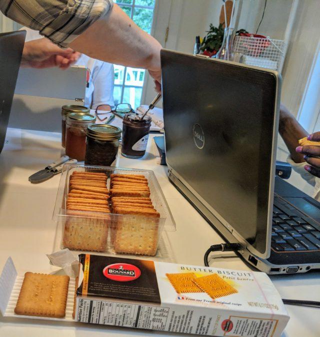 Crackers 4