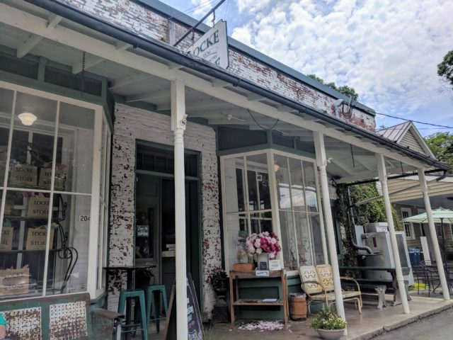 Delaplane - Locke Store