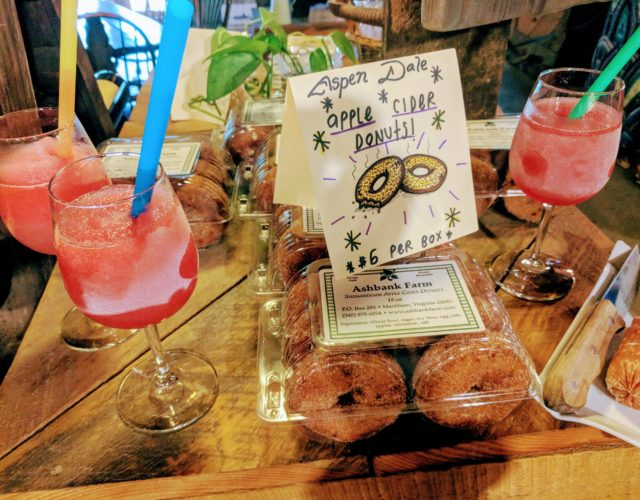 Delaplane - Wine Slushies at Aspen Dale Winery