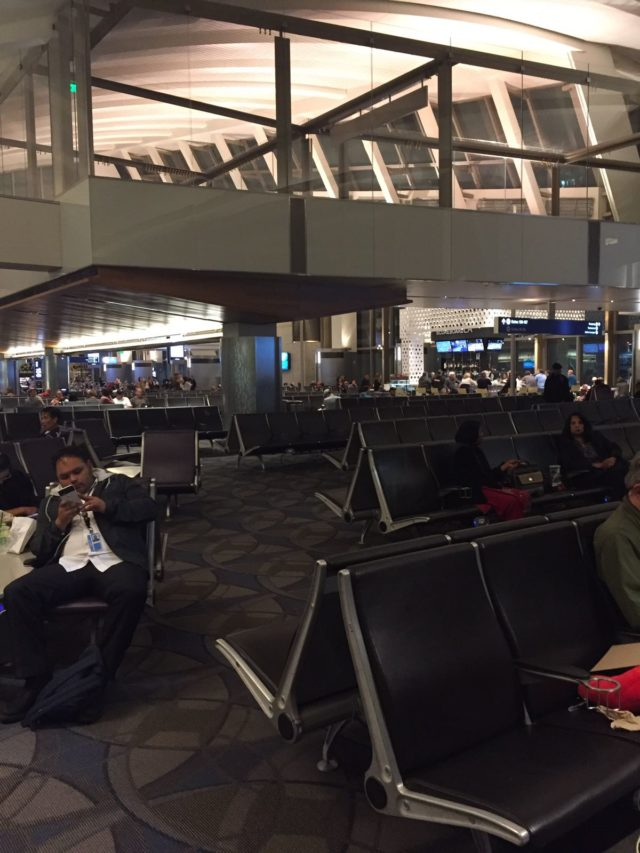 Fiji - Still Waiting at LAX