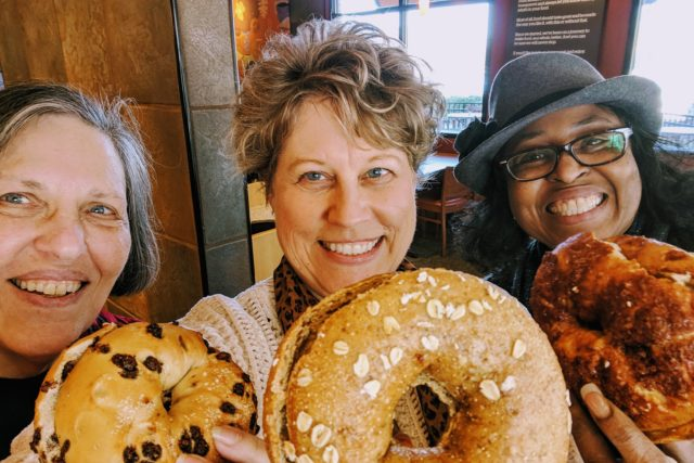 52 Small Pursuits of Happiness in 2019: Week #5 – A New Bagel