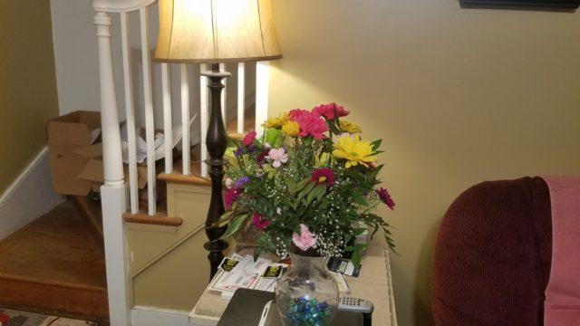 Rita's Floral Arrangement