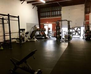 Strength Training - gym_interior
